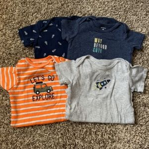18M onesie bundle